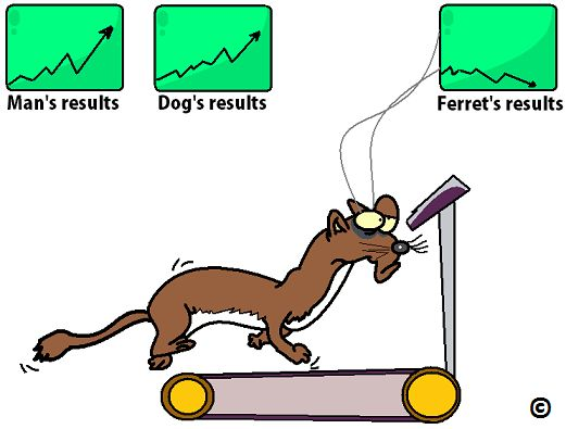 Ferreting out why you hate to exercise. Read more.
