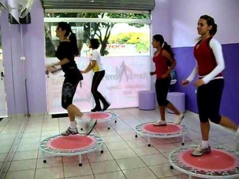 Jump Forma Feminina 3 - Calipso - YouTube