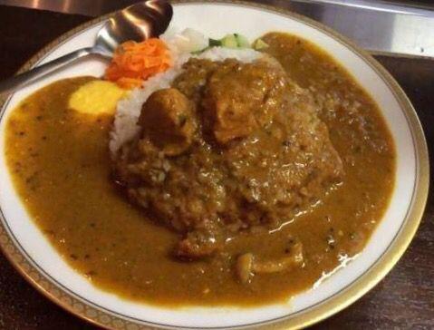 #大阪 #curry #宝石 #カレー