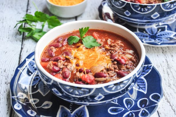 The Best Bowl of Chili I've Ever Had...