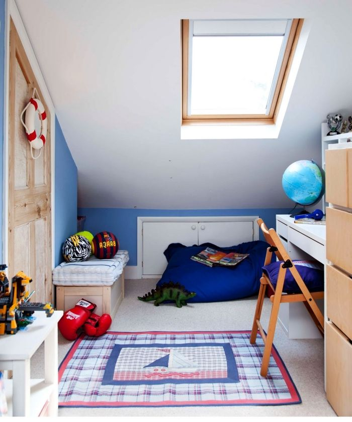 1001 Solutions Ingenieuses D Amenagement Sous Pente Home Decor Kids Rugs Decor