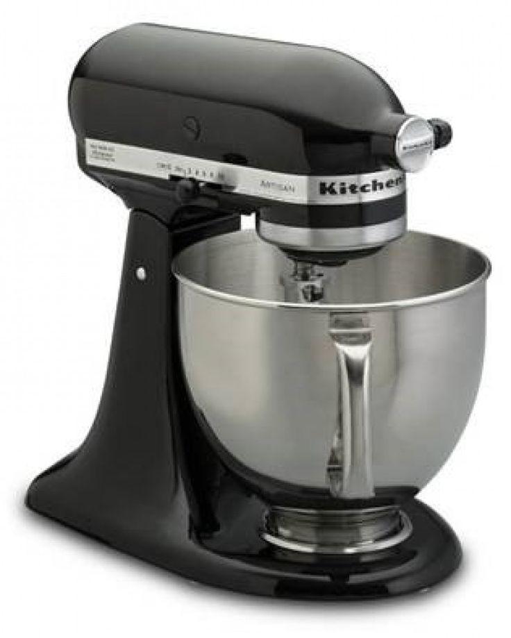 KitchenAid Artisan Stand Mixer.