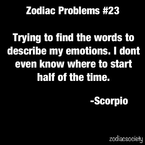 Trying to find the words ... Scorpio      https://www.facebook.com/ScorpioEvolution
