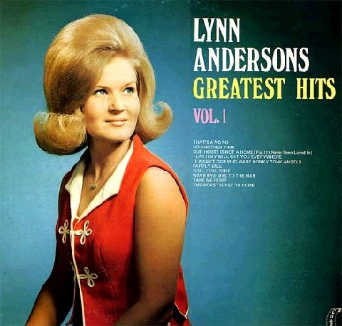 29 best lynn anderson images on pinterest lynn anderson country music singers and country for I never promised you a rose garden movie