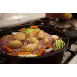 25% Off the largest Ceramic Dutch Oven in the world.  It's the healthy alternative to a slow cooker. Ceramic Cookware - Xtrema by Ceramcor