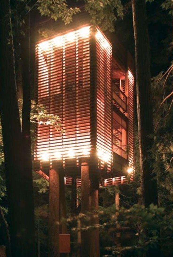 Modern Tree Houses 101 Best Treehouses Images On Pinterest Treehouses Barn Wedding