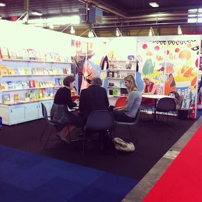 Children's publishing event: Feria Internacional del Libro Infantil de Bolonia
