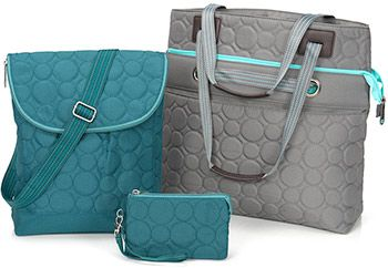 Fall 2013 - Vary You Backpack Purse, Vary You Wristlet, and Vary You Versatile Bag