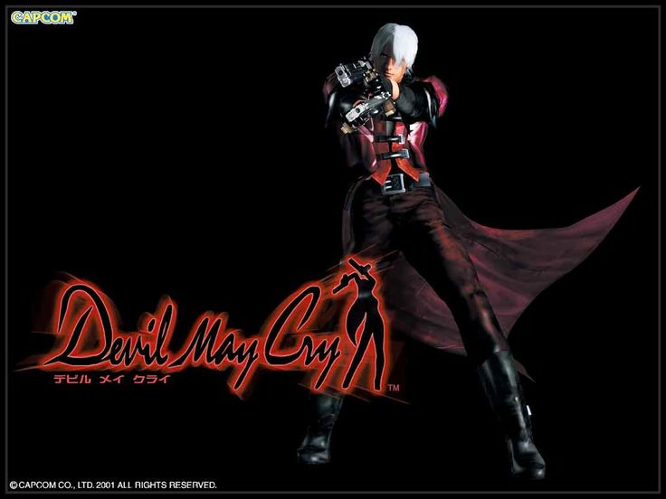 Devil May Cry (DMC) review by Tazi |Pink Terror Bunnies