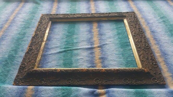 50 year old frame from North Carolina