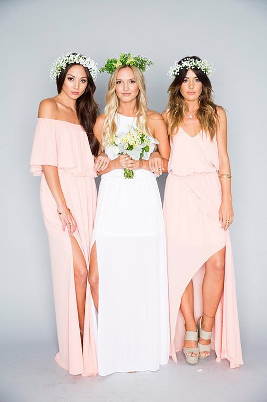 The Mumu Wedding Collection In 2018 Wishes Bridesmaid Dresses
