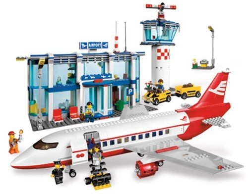 LEGO City 3182 - Großer Flughafen » LegoShop24.de