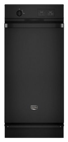 Maytag MTUC7000AWB Undercounter 15W in. Trash Compactor - Black ** Learn more @ http://www.laminatepanel.com/store/maytag-mtuc7000awb-undercounter-15w-in-trash-compactor-black/?vw=300616013452