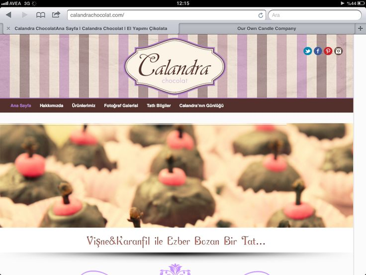 Calandrachocolat.com