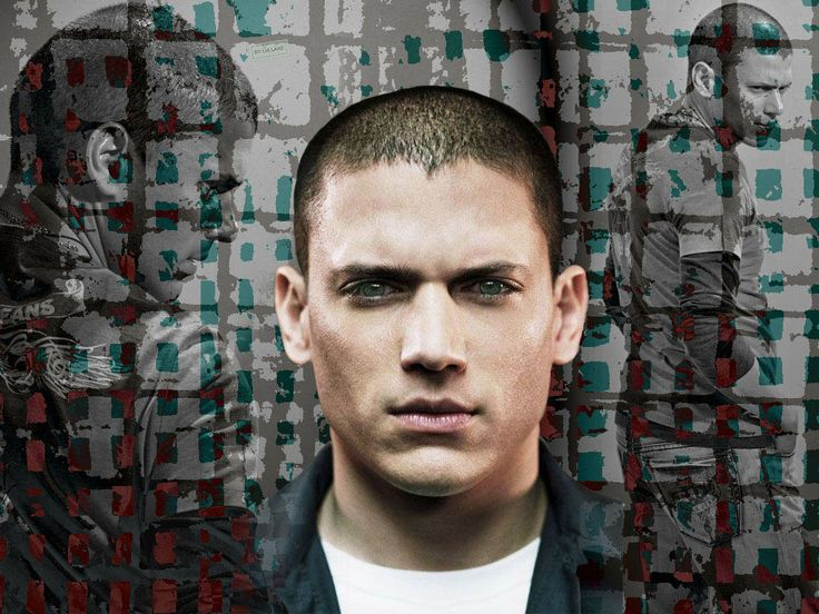 Вентворт Миллер - Обои на телефон: http://wallpapic.ru/male-celebrities/wentworth-miller/wallpaper-18732