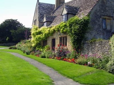 english cottages for sale | Cotswold Cottage, 1/2 scale - Jennifer Ashley, Romance Writer