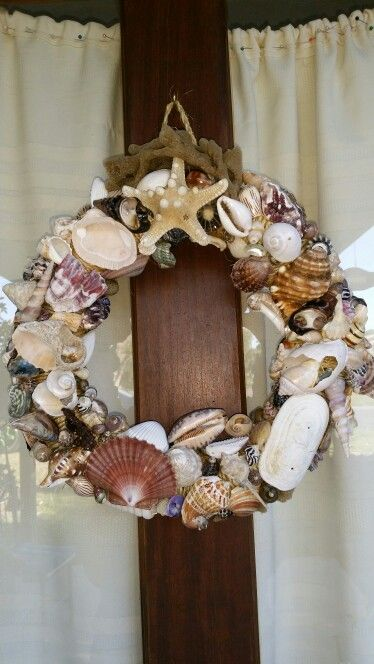Beachside Wreath