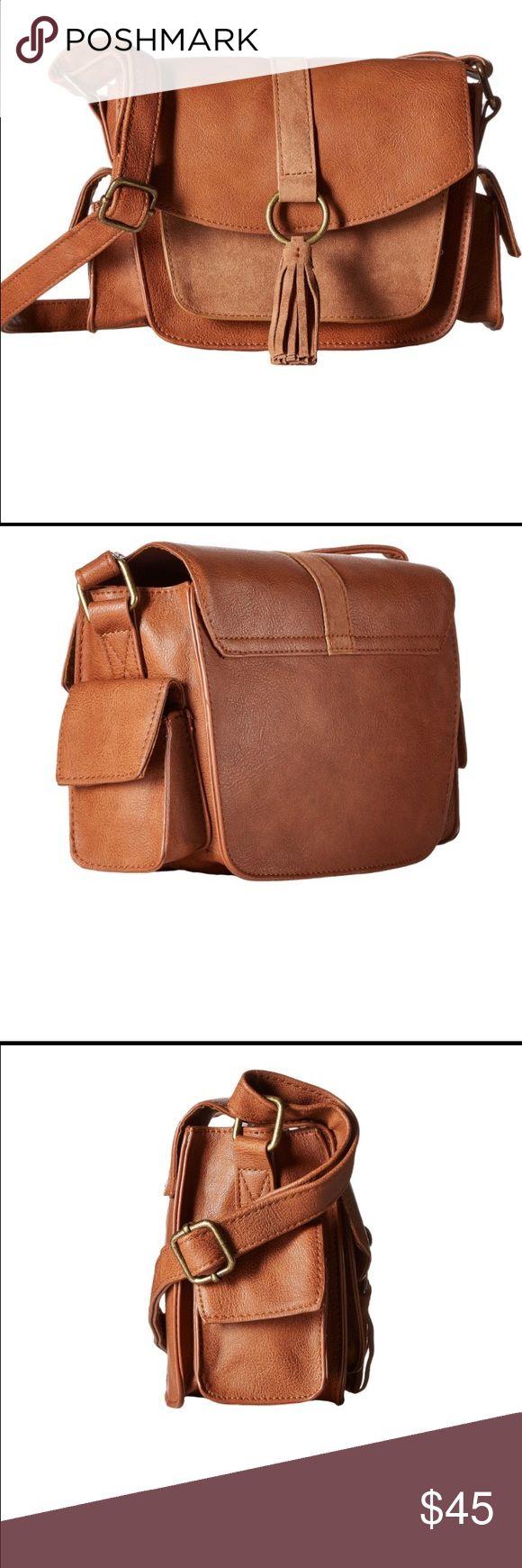Gabriella Rocha Handbag Brand new beautiful bag Gabriella Rocha Crossbody purse with tassel gabriella rocha Bags Crossbody Bags