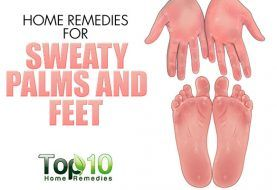 Home Remedies for Sweaty Palms and Feet