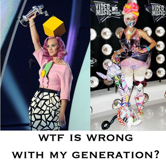 My generation - What the F**k is wrong with my generation