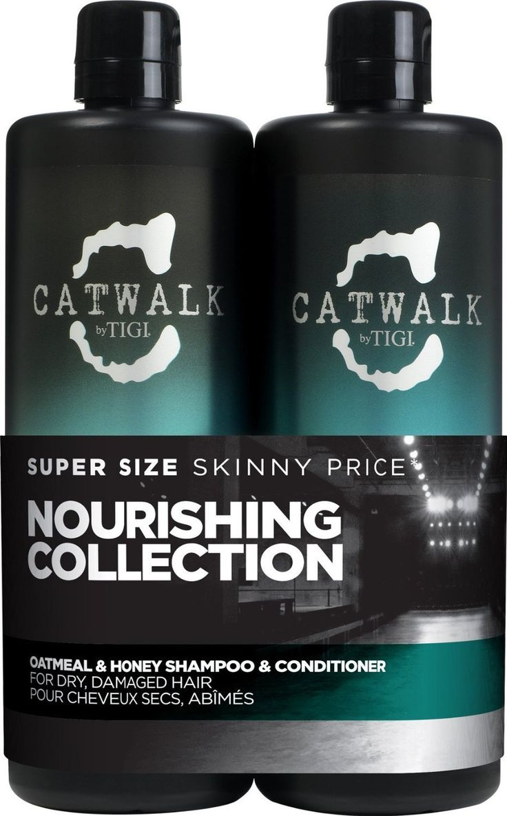 TIGI Catwalk Oatmeal and Honey Shampoo and Conditioner Tween Duo 2 x 750ml *** Read more reviews of the product by visiting the link on the image.