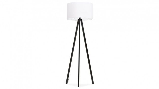 Vloerlamp FL00370WHBL Kokoon