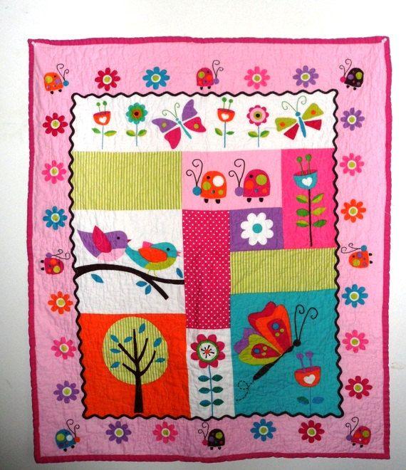 7 best Child Quilt Patterns images on Pinterest | Quilt patterns ... : butterfly baby quilt pattern - Adamdwight.com
