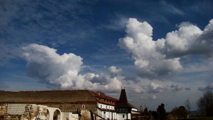 Traseul celor Trei Fortificatii    foto: Emanuel Dragusin