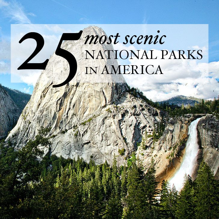 We love a good road trip. When we have time, our favorite thing to do is explore National Parks. Here's a list of our favorite National Parks in America.