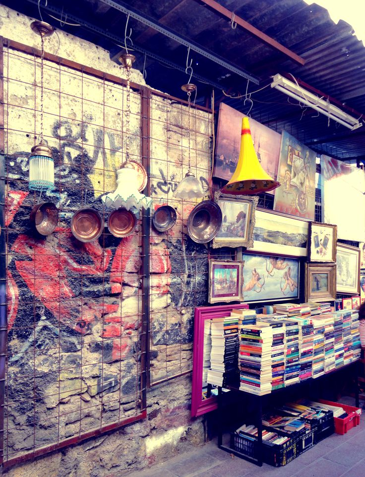 vintage store _ Athens
