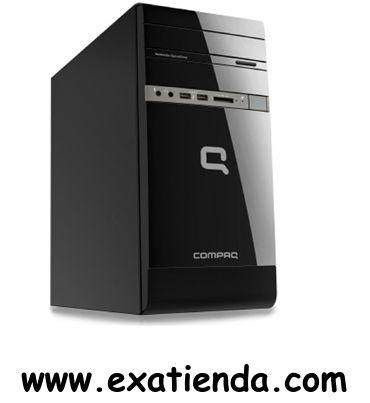 Ya disponible PC HP COMPAQ CQ2908ES G645T/4GB/1.5TB/W8/64                 (por sólo 392.67 € IVA incluído):   - Compaq CQ2908ES - P G645T 2.5 GHz - Formato: Mini torre - Procesador: 1 x Intel Pentium G645T / 2.5 GHz ( Dual-Core ) - Memoria RAM: 4 GB (instalados) / 8 GB (máx.) - DDR3 SDRAM - Disco duro: 1 x 1.5 TB - SATA-600 - Unidad optica: DVD±RW (±R DL) / DVD-RAM - Lector de tarjetas: 6 en 1 - Controlador gráfico: Intel HD Graphics - Audio salida: Integrado - sonido