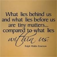 what lies before us quote - Google Search