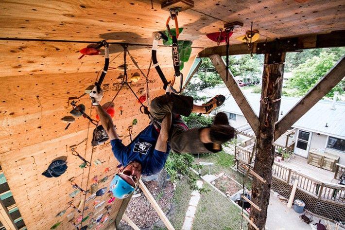 Best Home Climbing wall?
