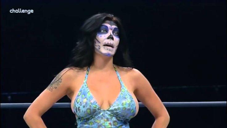 TNA Knockouts Knockdown 2016: Shelly Martinez vs Rebel