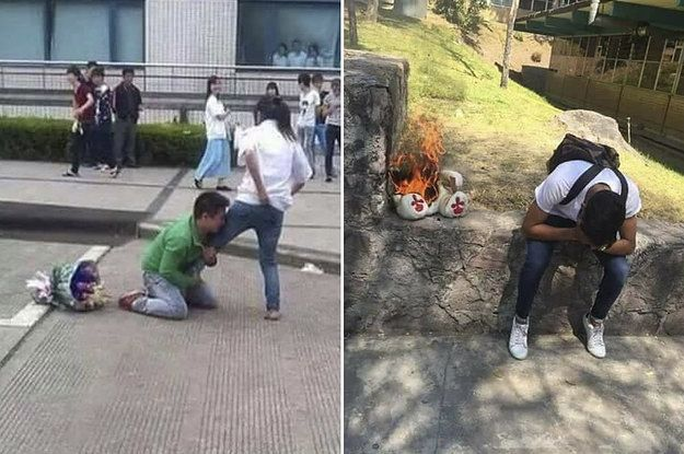 21 Desgarradoras fotos de soldados caídos en San Valentín que te romperán el corazón