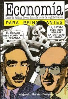 Libros de Economia (Micro y Macroeconomia): LIBRO: ECONOMIA PARA PRINCIPIANTES (Alejandro G)