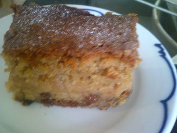 Apple and cinnamon cake 1