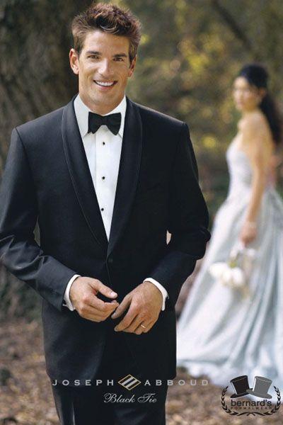-the Cord Edge Shawl #tuxedo  -luxuriously soft Super 120s wool  www.bernardsformalwear.com #bernardstux