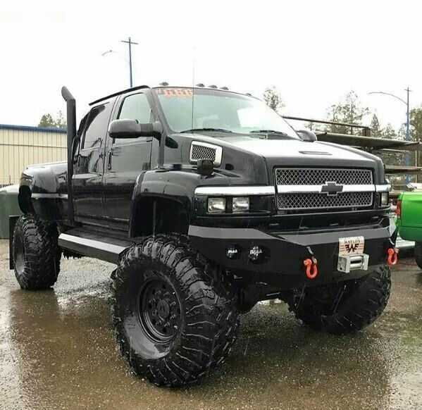 Chevy built