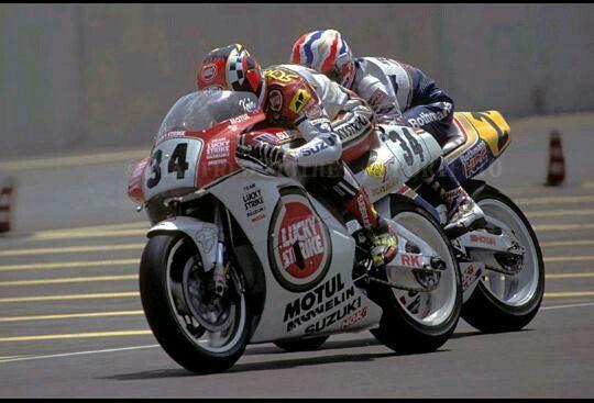 Schwantz Doohan 500cc
