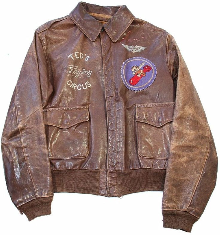 220 best World War II bomber jackets images on Pinterest | Bomber ...