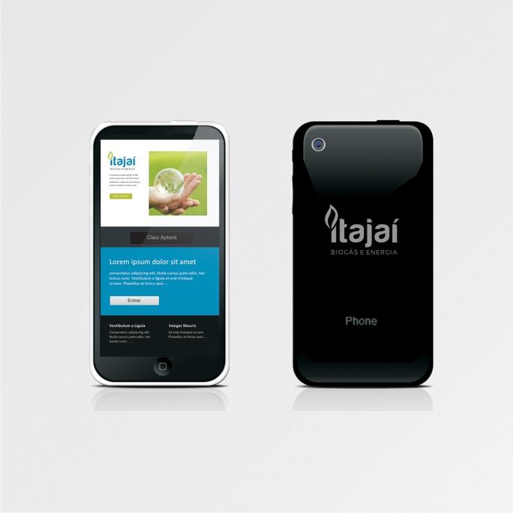 Aplicação mobile.