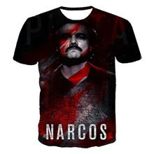 Narcos Pablo Escobar Men's O-neck T Shirt Hip Hop Short sleeve Tee Shirt male Narcos t-shirt man     Tag a friend who would love this!  US $11.99    FREE Shipping Worldwide     Get it here ---> http://hyderabadisonline.com/products/narcos-pablo-escobar-mens-o-neck-t-shirt-hip-hop-short-sleeve-tee-shirt-male-narcos-t-shirt-man/