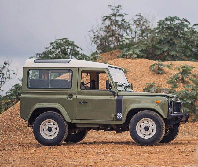 1990 Land Rover Defender Santana 2500dl Land Rover Land Rover