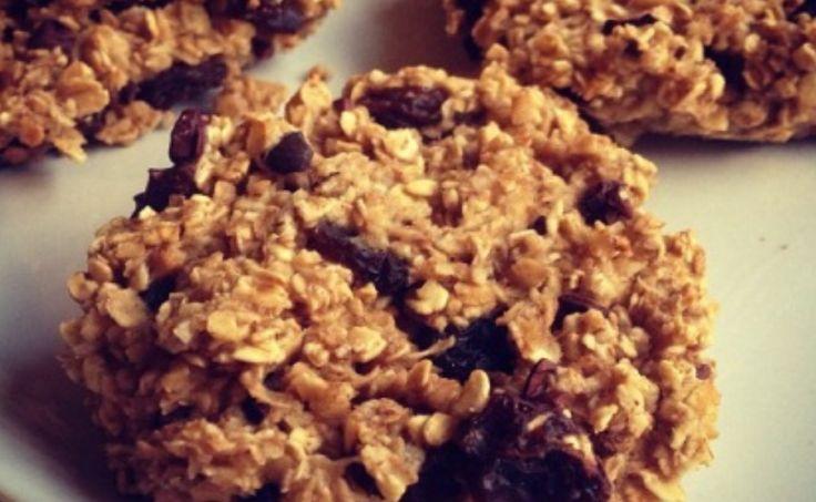 Oatmeal Raisin Cinnamon Cookies - Zanna Van Dijk Recipe