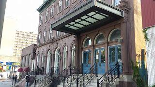 The Matt Ward History Experience : Article - The Legendary Blue Horizon: Philadelphia...