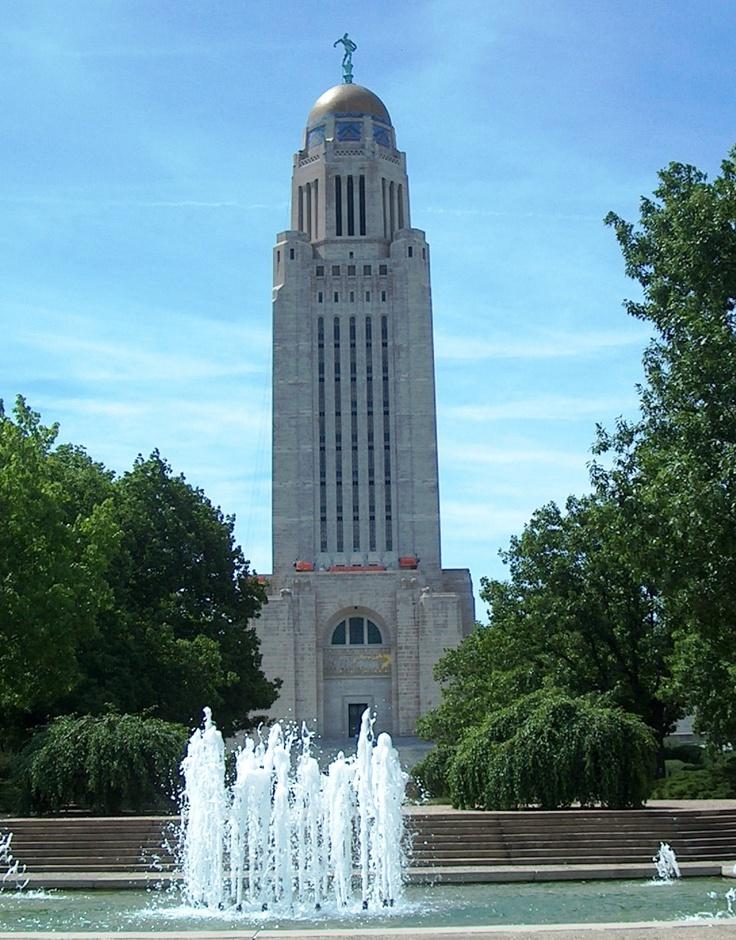 State Capitol, Lincoln, NE