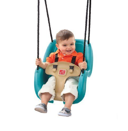 Step2 Infant to Toddler Swing 1-Pack (Turquoise) by Step2, http://www.amazon.com/dp/B007HHQ4VI/ref=cm_sw_r_pi_dp_TGEZrb1AQZKGT