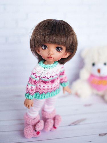 Ivetta / Ямоггу. Каталог мастеров и авторов кукол, игрушек, кукольной одежды и аксессуаров / Бэйбики. Куклы фото. Одежда для кукол