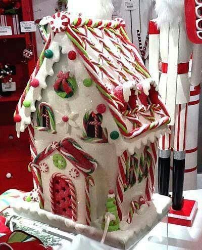 Candy cane cottage